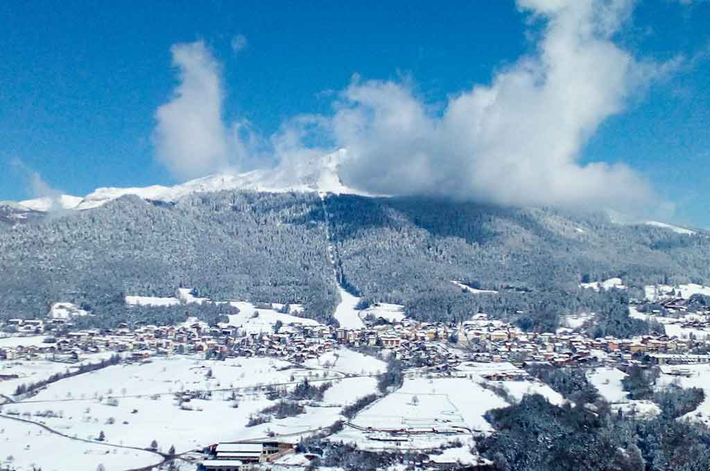 Winter holidays in trentino and Dolomites